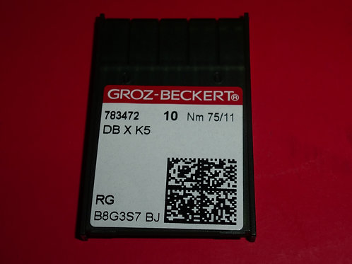 769242 DBXK5SAN1 Nm75/11 RG Sondernadeln Titan MADEIRA 10 Stickmaschinennadeln