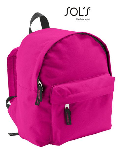 Kinderrucksack pink ohne Bestickung