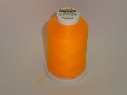 9937 Aeroflock neon-orange Bauschgarn für Overlock und Coverlock