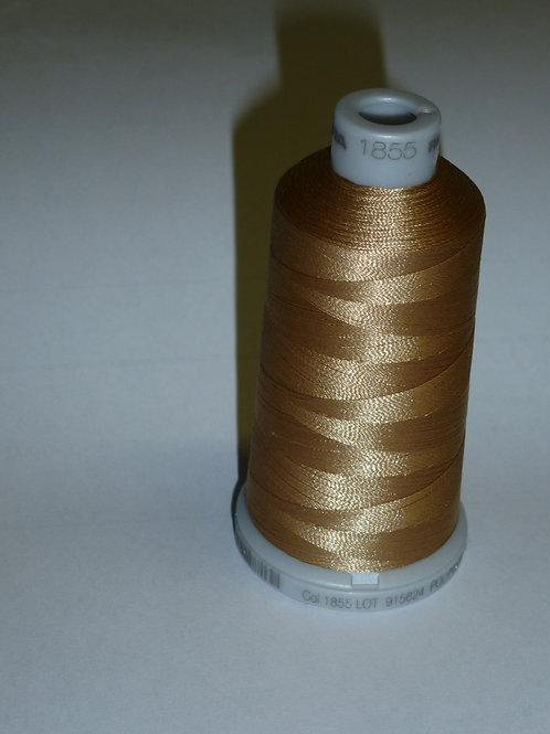 1855 beige Polyneon Stickgarn für die Stickmaschine