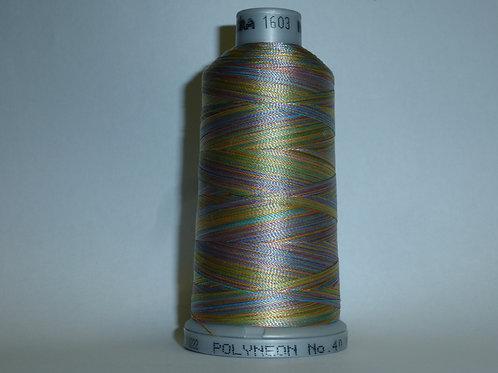 1603 Madeira Verlaufsgarn Multicolor Stickgarn für die Stickmaschine 1
