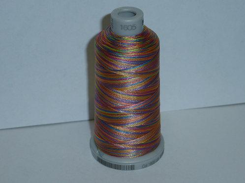 1605 Madeira Verlaufsgarn Multicolor Stickgarn für die Stickmaschine