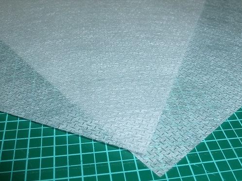 Stickvlies zum schneiden weiß von Madeira 50 Stück Zuschnitte 20x20 cm