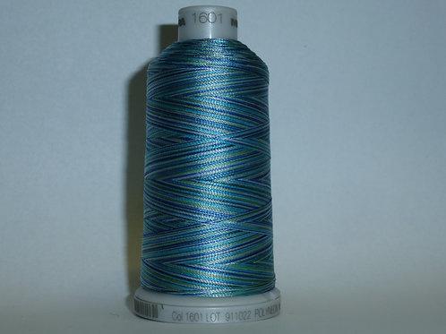 1601 Madeira Verlaufsgarn Multicolor Stickgarn für die Stickmaschine 1