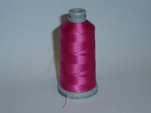 1990 rosa-pink Polyneon Stickgarn für die Stickmaschine