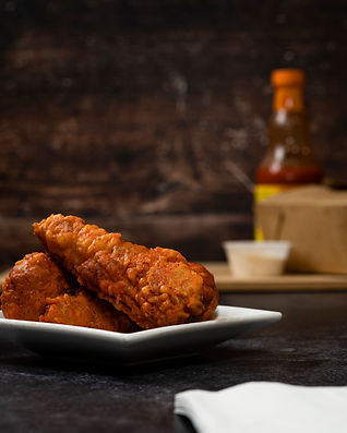 Vegan Buffalo Wings PlantbasedNew Jersey Food Photographer