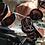 Thumbnail: Roosjes van terracotta 3cm