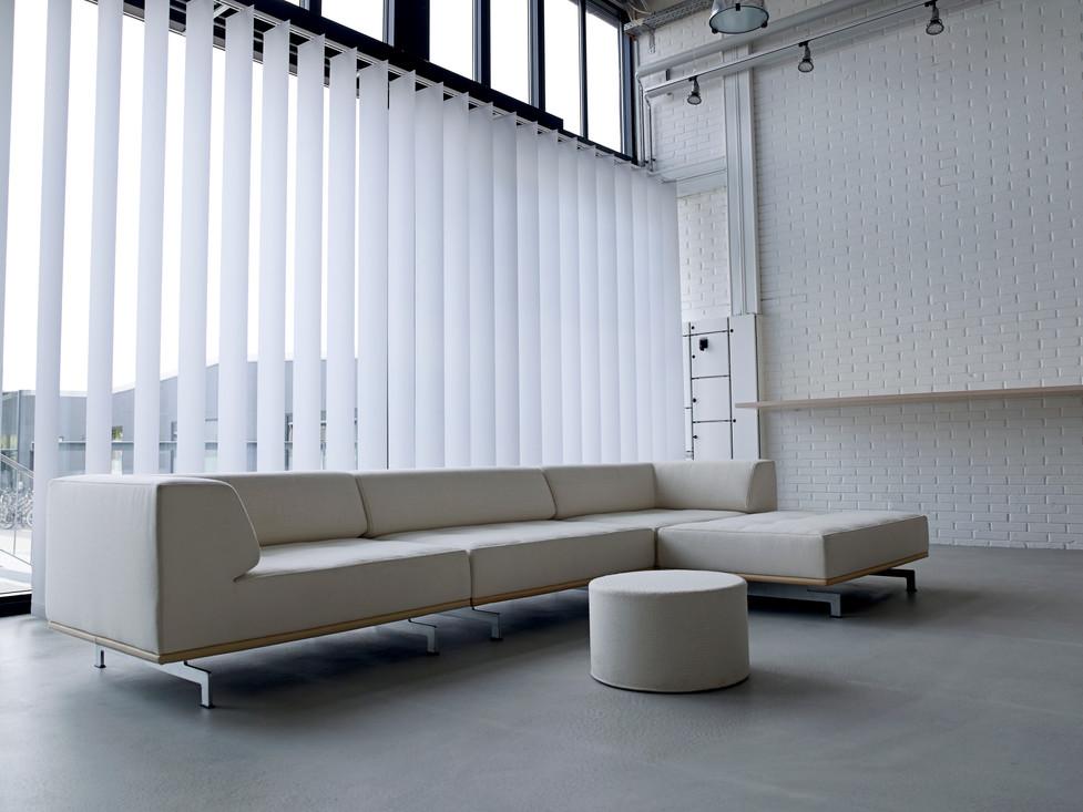 Lamellgardiner lounge