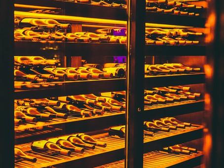 Une cave à vin pour le plaisir