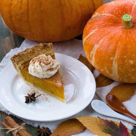 Halloween : tarte à la citrouille