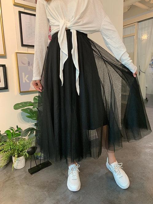 Fairys紗裙 D201 (3色)