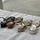 Thumbnail: S3011 [4色] 小圓高跟涼鞋