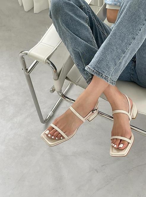 S3015 [4色] 2-Straps涼鞋