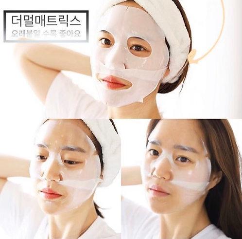 [2盒8片到付] 🔥韓國人皮面膜- Derm·all Matrix 全效修復面膜