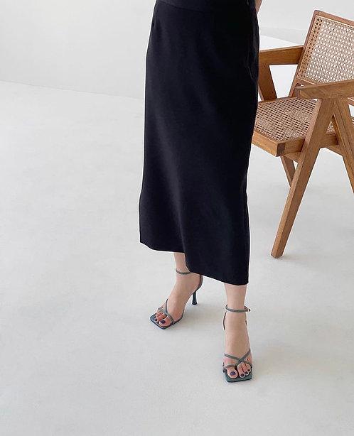 S3022 [5色] 鴛鴦左右不同 幼帶高跟鞋