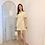Thumbnail: D1941 [2色] 側索帶扣Layering連身裙