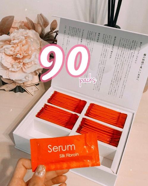 [90 packs 包順豐] ✨Silk Serum Jelly蛋白蠶絲精華果凍