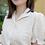 Thumbnail: T1937 [2色] 懷舊風小束袖襯衣