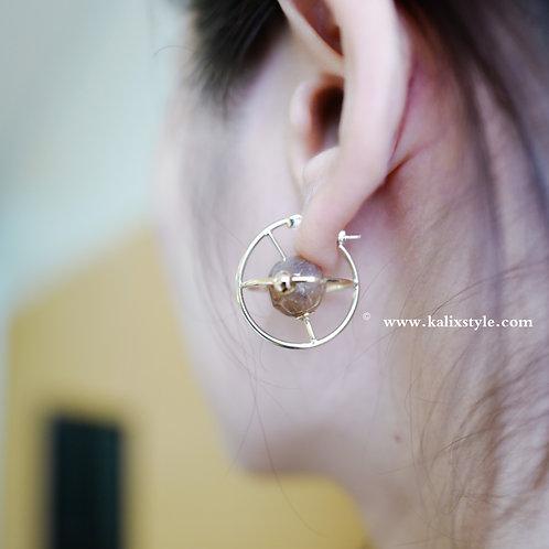 [2星] 恆星耳環 飾品包本地平郵