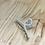 Thumbnail: acc1957 簡約珍珠大髮夾