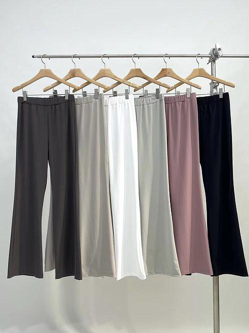 P2118 [6色] 超彈性布料LuLu Pants