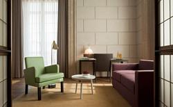 Westminster Suites | 61sqm