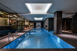 Mandarin Oriental Hotel Pool