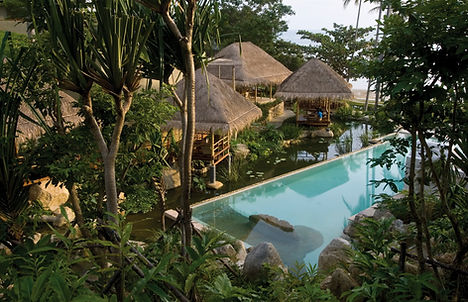 Kamalaya Wellness Sanctuary and Holistic spa resort is a multi-award-winning hotel located in the stunning tropical landscape of Koh Samui, offering a sense of freedom and serenity.