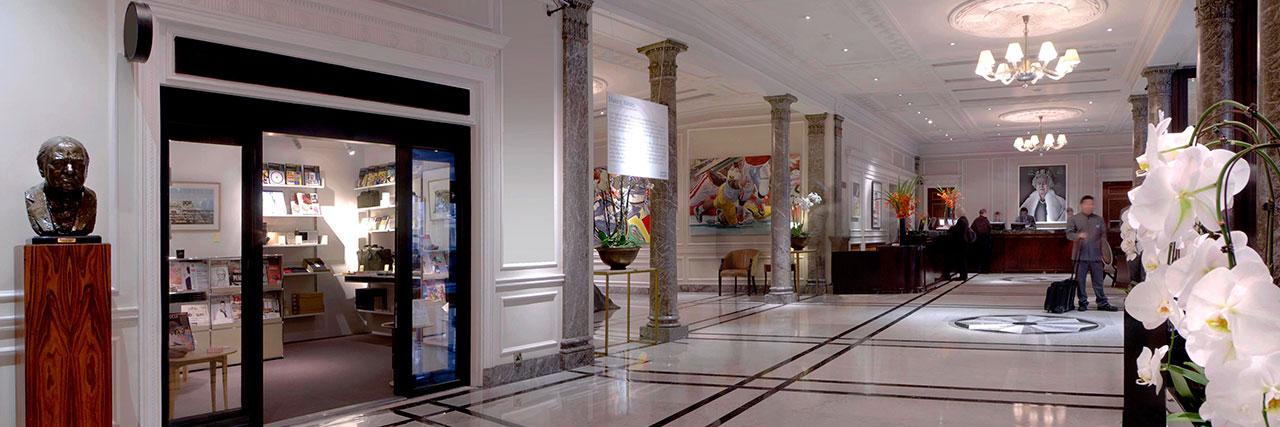 Hyatt Regency The Churchill - Lobby