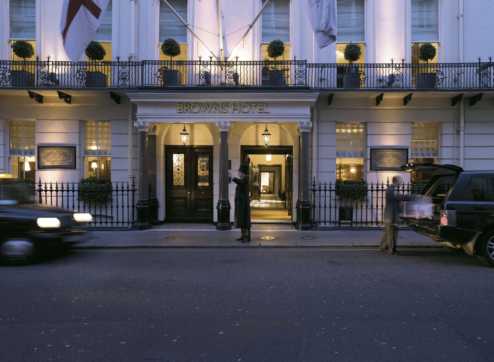 Browns Hotel by Rocco Forte