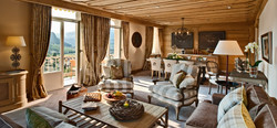Gstaad palace Deluxe Suite