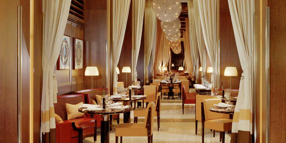 CUT Restaurant by Wolfgang Puck