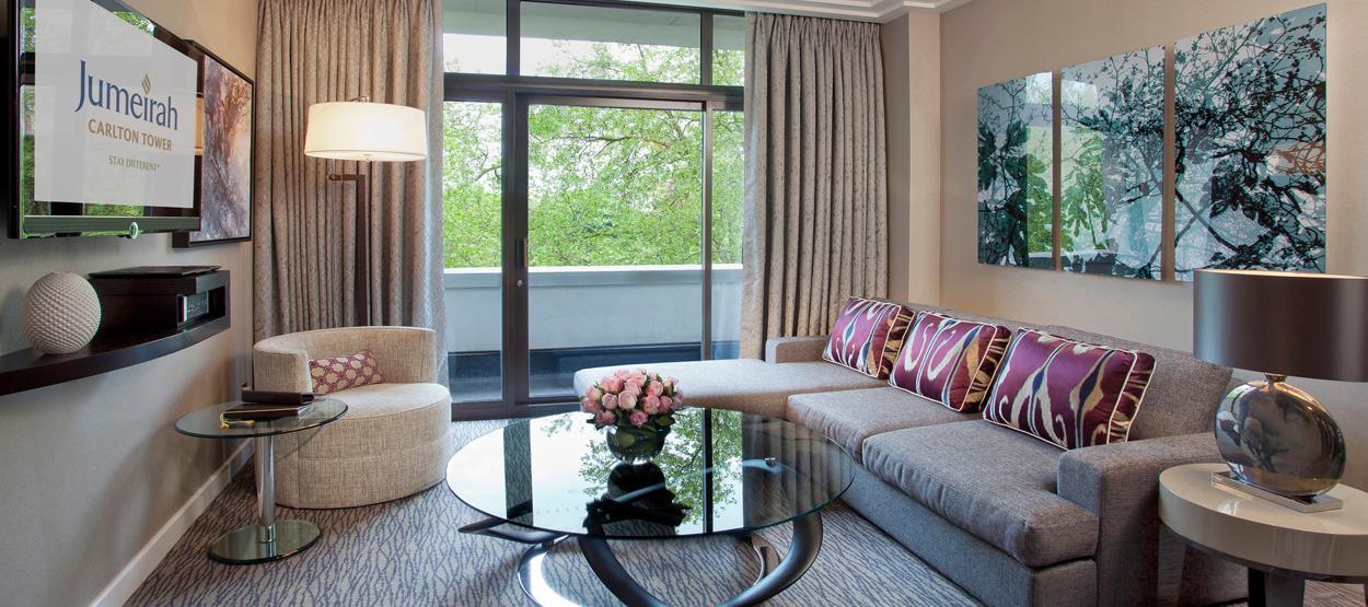 Luxury Suites | 63sqm