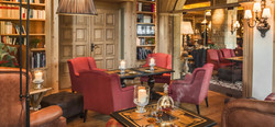 Gstaad Palace Lounge