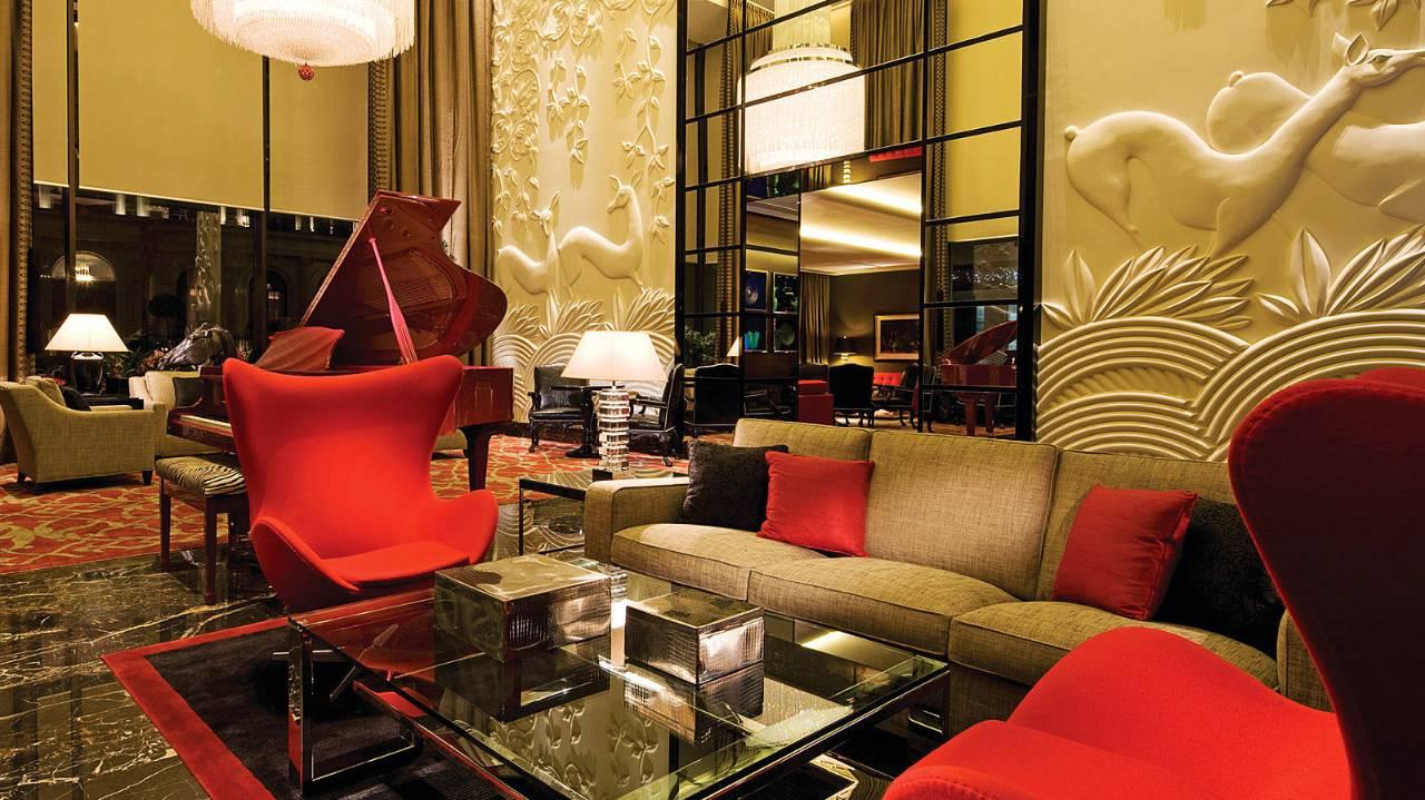 Amaranto Lounge
