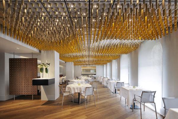 Halkin Hotel Ametsa Restaurt