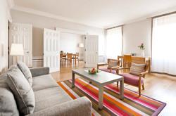Hertford St Living Room