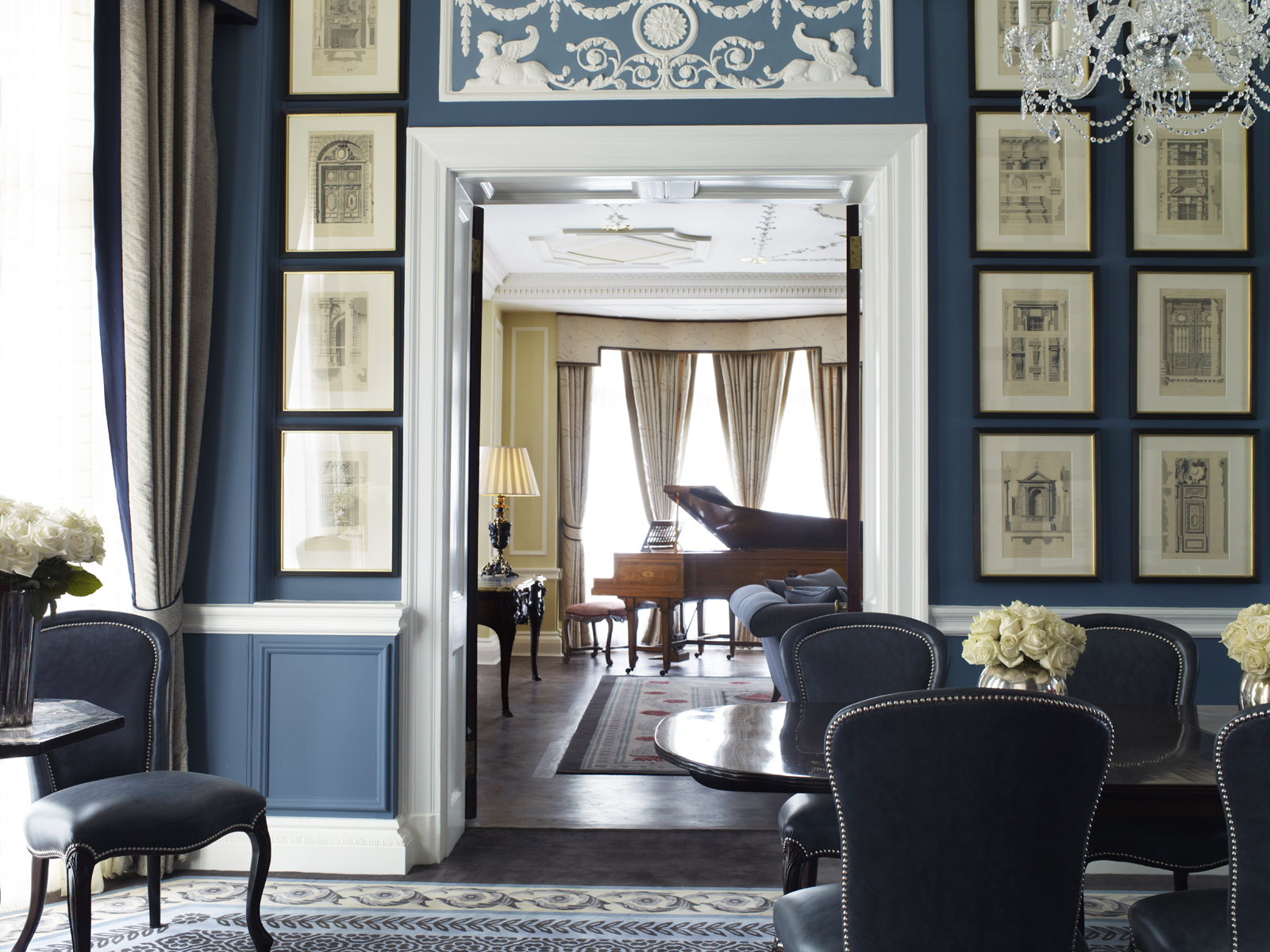 Claridges Royal Suite