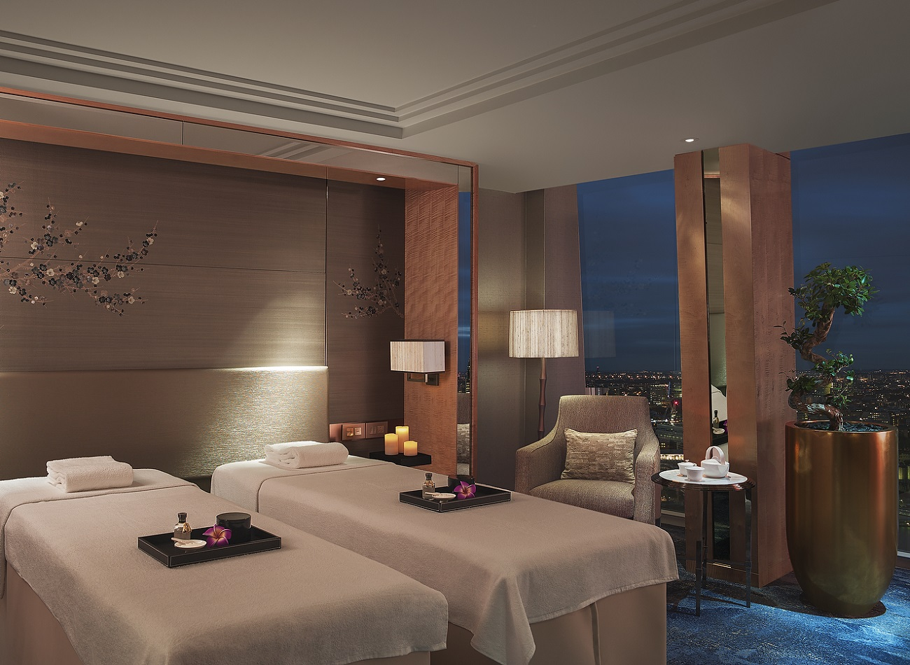 Spa Residence - Shangri-La Hotel, At The Shard, London
