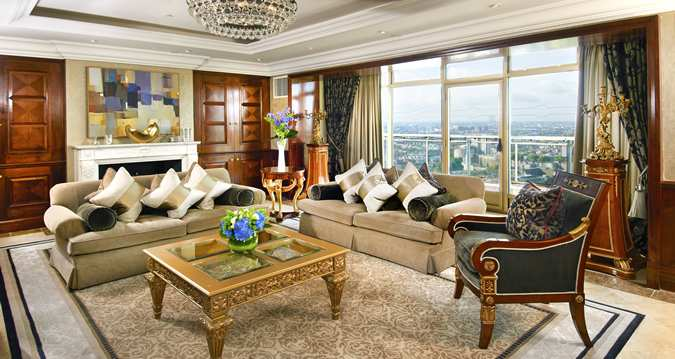 Presidential Suite | 125sqm+