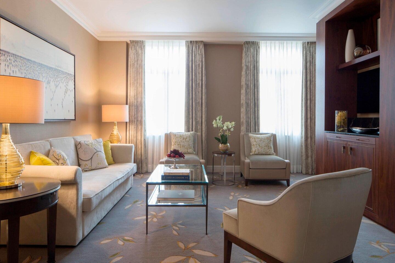 Executive Suites   1- 3 Bedroom