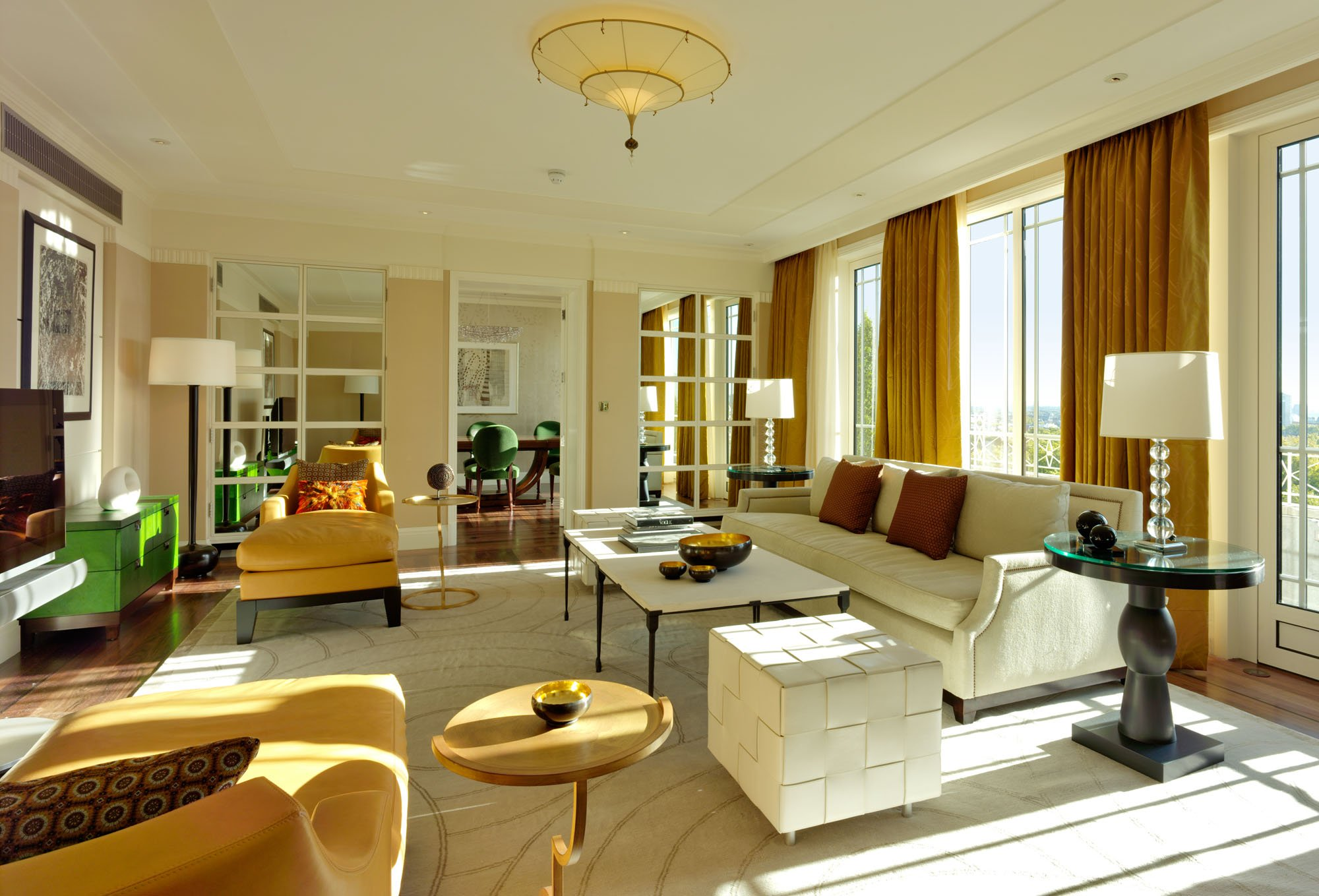 Harlequin Suite |  208sqm