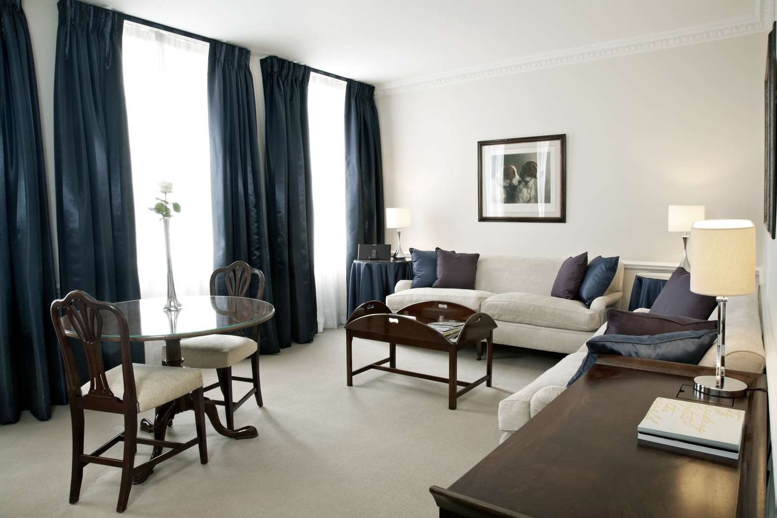 Deluxe One Bedroom Suite | 45 sqm