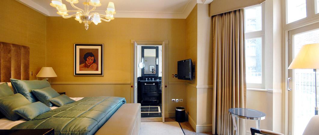 Deluxe Room | 25 sqm