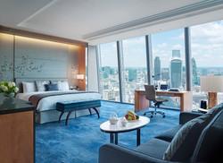 Premier City View Room - Shangri-La Hotel, At The Shard, London