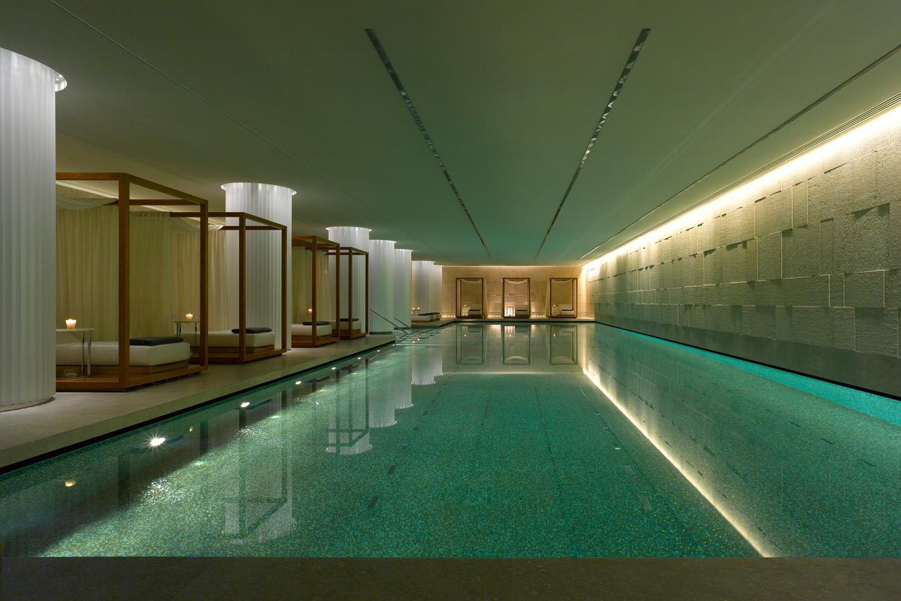 The Bulgari Spa