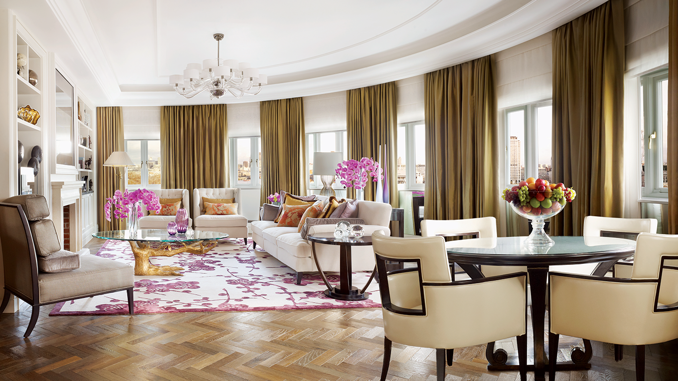 Corinthia London Royal Suite