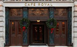 Cafe Royal Exterior