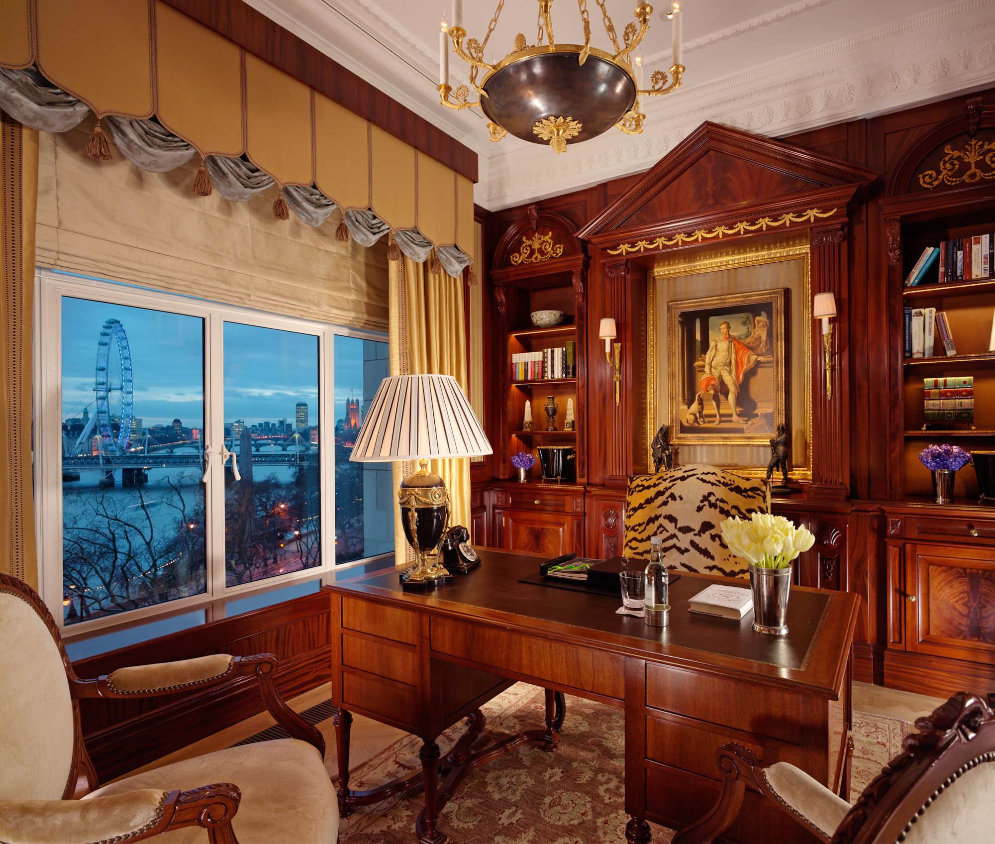 Royal Suite Study