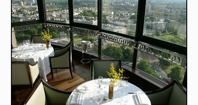 Galvin at Windows Restaurant